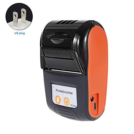 Impresora térmica, Impresora térmica Bluetooth inalámbrica ...