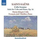 Cellosonaten/Cellosuite