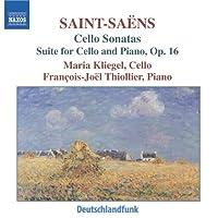 Saint-Saens - Cello Sonatas