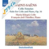 Cello Sonatas 1 & 2