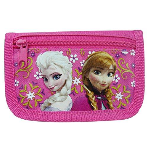 nd Elsa Hot Pink Trifold Wallet ()