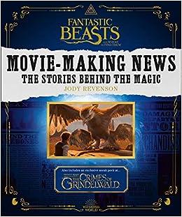 Fantastic Beasts: Wizarding World News: Fantastic Beasts 2 por Jody Revenson epub