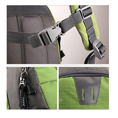 Bag Sports Backpack A Bulk Shoulder Multifunctional Leisure Mountaineering Outdoor Travel Computer Bag A Bag Men's RqxEXwXF
