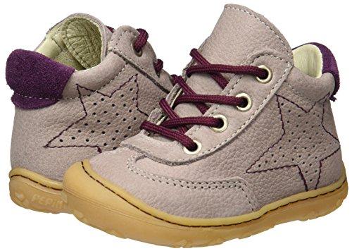Marche EU Ricosta Chaussures Sami Rose Mehrfarbig Mauve Fille Bébé 18 qwEF1OxHaE