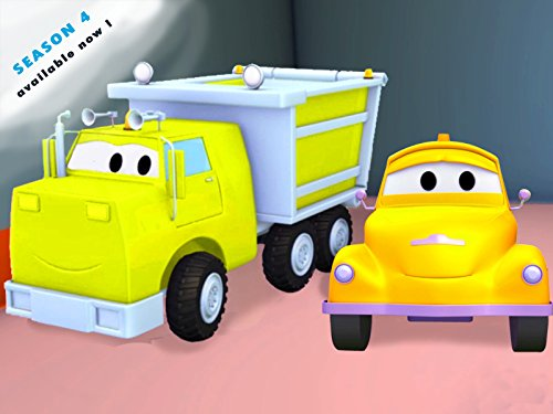 (Ethan the Dump Truck and Tom The Tow Truck )