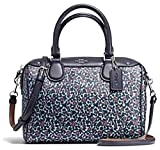 Coach F59445 Mini Bennett Satchel Shoulderbag in Ranch Floral NWT $295 ~Sale~ $205