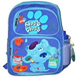 : Blues Clues Backpack w/ Free Water Bottle Large bonus blues clues wallet
