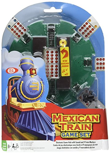 (Fundex Games Mexican Train Set Game)