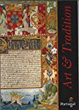img - for art & traditions, Portugal book / textbook / text book