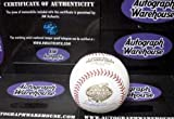 Dontrelle Willis autographed World Series Baseball 2003 (Florida Marlins Champions) MLB Authentication Hologram AW Certificate
