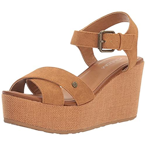 266262fd91a1 free shipping Volcom Women s Stone Platform Wedge Sandal ...