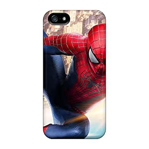 Premium The Amazing Spider Man 2 New Back Cover Snap On Case For Iphone 5/5s