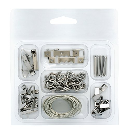 ARROW 161003 Light and Medium Duty Picture Hanging Kit by Arrow