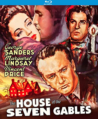 The House of the Seven Gables [Blu-ray]