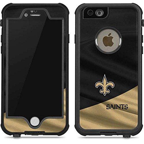 premium selection 857e4 d6bb0 Amazon.com: New Orleans Saints iPhone 6/6s Waterproof Case - NFL ...