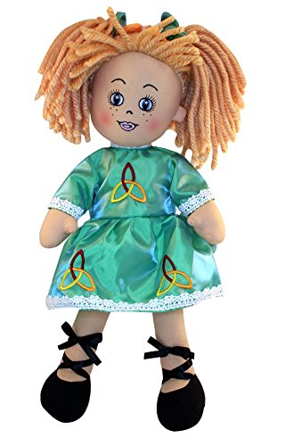 Irish Dancer Rag Doll Katie Daly for sale  Delivered anywhere in USA