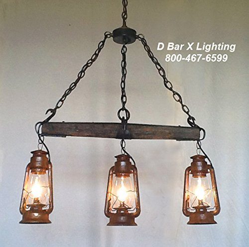 Amazon Com Dx753 Rustic Kitchen Light Fixture With Single