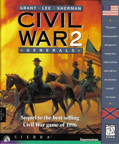 Grant, Lee, Sherman: Civil War Generals 2