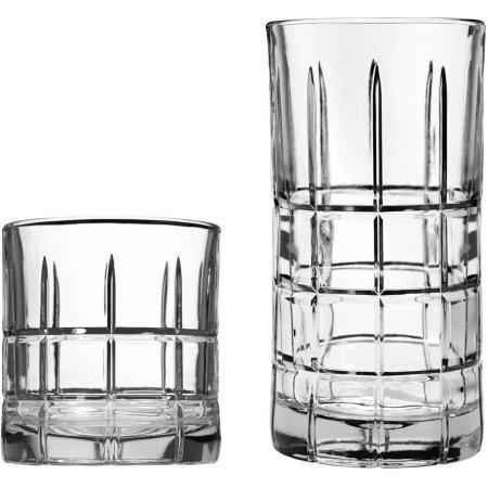 Manchester 16-Piece Drinkware Set (3packs)