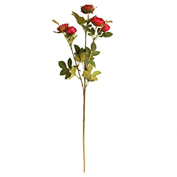 Artificial Flower For Decoration Peony Flower Arrangements For