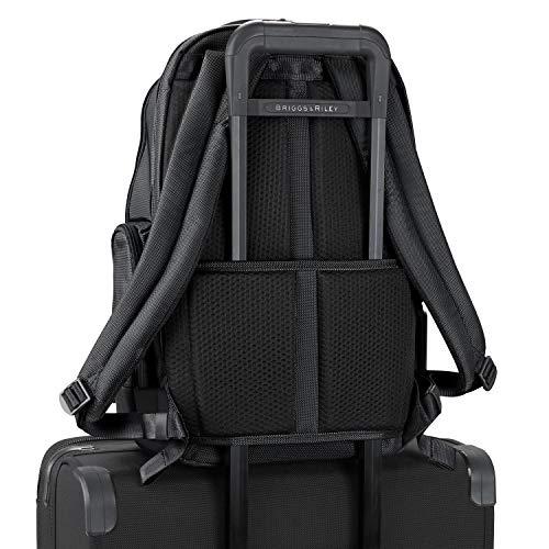 Briggs & Riley @work Medium Cargo Backpack, Black by Briggs & Riley (Image #8)