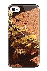 New Style Brand New 4/4s Defender Case For Iphone (thorny Devil)