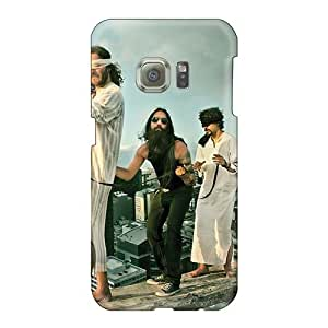 Samsung Galaxy S6 Nnb1507aODW Unique Design Vivid Orphaned Land Band Pictures Shock Absorption Cell-phone Hard Cover -InesWeldon