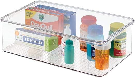 mDesign Caja de almacenaje con tapadera – Práctica caja de ...