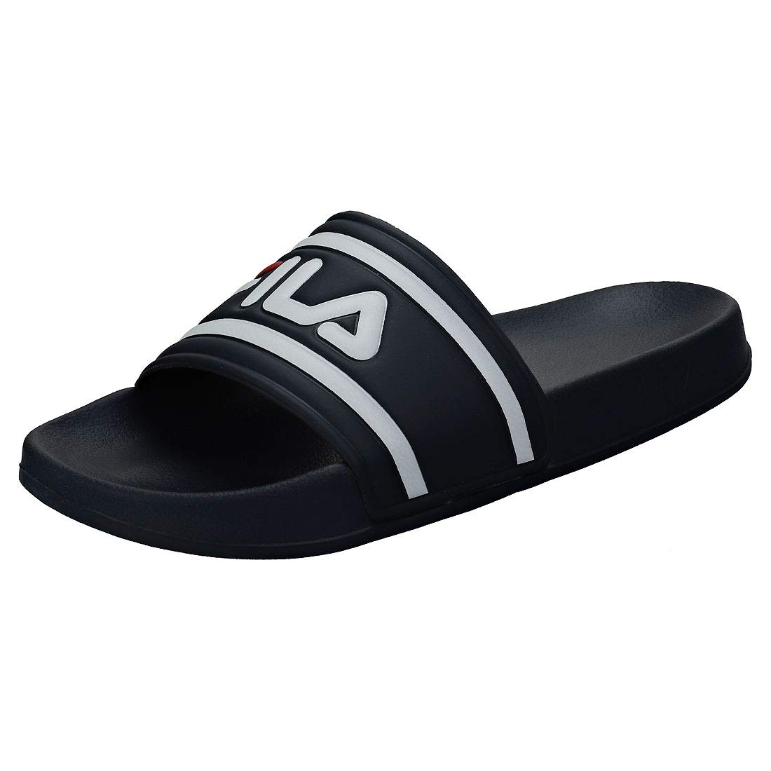 08cf41dbc Fila Flip Flops – Morro Bay Slipper blue white size  45  Amazon.com.au   Fashion