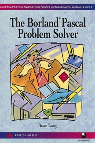 The Borland PASCAL Problem Solver by Long (1994-01-06)