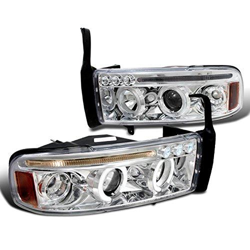 99 dodge 2500 led headlights - 4