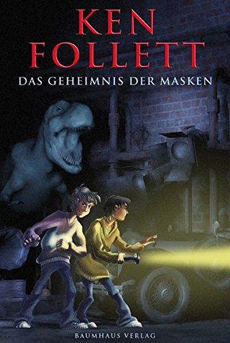 Das Geheimnis der Masken (Baumhaus Verlag)
