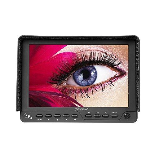 BESTVIEW S7 4K camera HDMI HD monitor video TFT field 7' inch DSLR lcd monitor 19201200