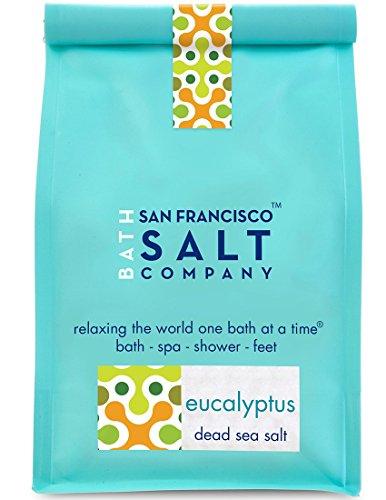 - Eucalyptus Dead Sea Salt (1.75 lb)