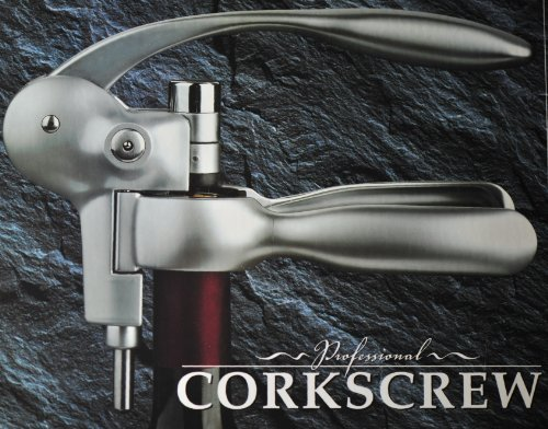 - Professional Corkscrew Kit,silver zinc alloy
