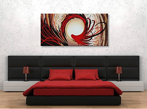 Seekland-Art-Handmade-Abstract-Oil-Painting-on-Canvas-Modern-Wall-Deco-Artwork-Unframe