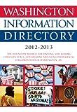 Washington Information Directory 2012-2013, , 145222644X
