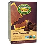 Nature's Path, Organic Toasted Pastries, Frosted Lotta Chocolotta, 6 Tarts, 11 oz ((Pack of 6)