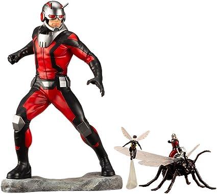 BRAND NEW IN BOX! ANTMAN AND THE WASP ArtFX KOTOBUKIYA Statue MARVEL COMICS