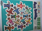 Busy Buddies (Frame-Tray Puzzle) Review and Comparison