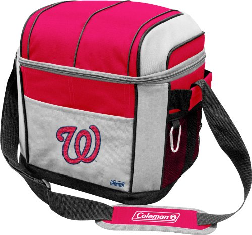 MLB Nationals 24 Can Soft Sided Cooler