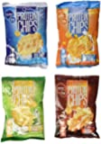 Quest Nutrition Protein Chips, Variety Pack Including BBQ, Sea Salt, Cheddar & Sour Cream,&