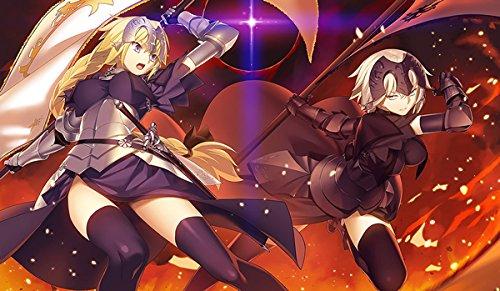 tt025 Fate / Grand Order Jeanne AlterカスタムPlaymats Yugioh MTGポケモンアニメゲームマット B000JNC4K2