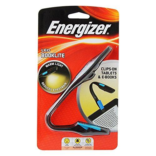 Energizer BKFN2BU Booklite Clip Book Lamp Led Flashlight Light / GENUINE FNL2BU BP1 BOOKLIGHT
