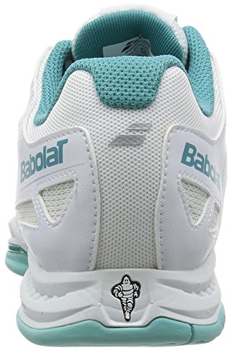 Scarpe Da Tennis Babolat Sfx All Court Womens Bianco / Blu Bianco