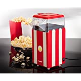 Judge Classic White/red Striped 4 Cup Popcorn Maker Jea72