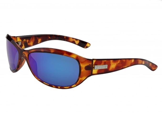 915d519208be Amazon.com  Ono s Harbor Docks Polarized Sunglasses in Black   Blue ...