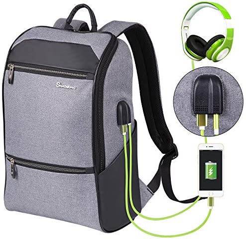 Backpack Waterproof Charging Headphone Interface product image
