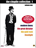 The Chaplin Collection Volume One (Modern Times, The Great Dictator, The Gold Rush, Limelight, Charlie: the life and art of charles chaplin)
