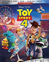 Pixar Animation Studios proudly presents the adventure of a lifetime! When Woody, Buzz and the gang join Bonnie on a road trip with her new craft-project-turned-toy, Forky, the innocent little spork's hilarious antics launch Woody on a wild q...